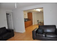 1 Bedroom furnished apartment with private yard, Flat 4, S7, £495 per month