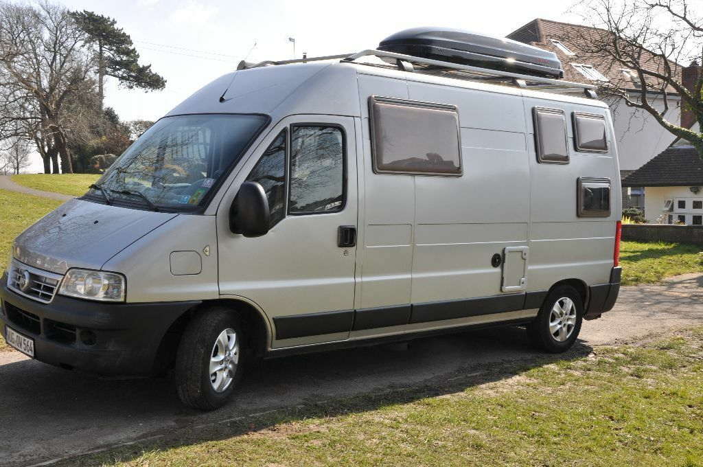 fiat ducato camper van weinsberg cosmo 551 k 4x4 4wd 4 wheel drive in brighton east. Black Bedroom Furniture Sets. Home Design Ideas