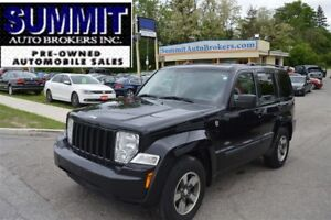 2008 Jeep Liberty Sport, North Edition