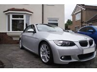 BMW 325i Convertible, Automatic, Full BMW Service History, Big Spec, Stunning Condition