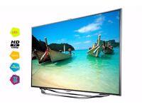 SAMSUNG UE40ES8000 Series 8 FHD 1080p 3D LED TV Camera Voice & Motion Control
