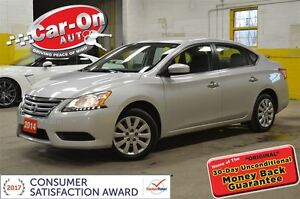 2014 Nissan Sentra 1.8 S AUTOMATIC A/C  CRUISE BLUETOOTH