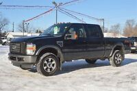 2008 Ford F-350 FX4 CREW LEATHER SUNROOF