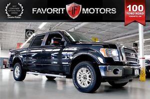 2010 Ford F-150 Lariat 4X4 FLEX FUEL | BAKFLIP CVR | REAR SENSOR