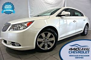 2010 Buick LaCrosse *CXL*CUIR*MAGS 18 PO*BLUETOOTH*