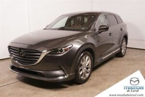 2017 Mazda CX-9 Signature AWD cuir gps camera