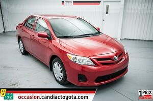 2013 Toyota Corolla CE * AUTO * AC * PACK ELECTRIQUE *