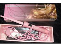 PINK PROFESSIONAL CURLING IRON BOUGHT OFF AMAZON COST £35