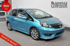 2012 Honda Fit SPORT - BLUETOOTH - AIR CLIMATISÉ