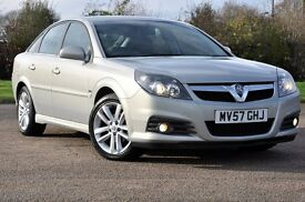 2007 Vauxhall Vectra 1.8 i VVT SRi 5dr+FREE WARRANTY+JUST SERVICED+12 MONTHS MOT+READY TO DRIVE AWAY