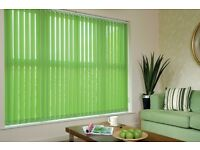 Window blinds: Vertical,Wood & Metal Venetian , Rollers, Romans, Shutters, Pleated and Curtains.
