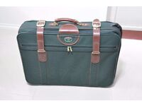 Green Antler Luggage Suitcase - Great Condition - Large