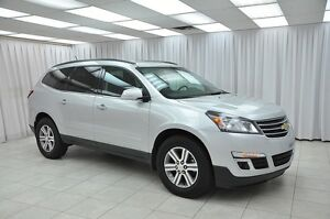 2015 Chevrolet Traverse LT AWD 7PASS SUV w/ BLUETOOTH, HEATED SE