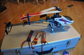 RC Helicopter Align T Rex450