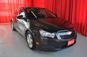 2014 Chevrolet Cruze 2LT MT Leather - One Owner