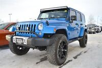2014 Jeep WRANGLER UNLIMITED |LIFTED | RIMS| LIGHTS ON SALE!!!!