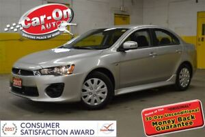 2017 Mitsubishi Lancer AUTO HTD SEATS ONLY 14,000 KM