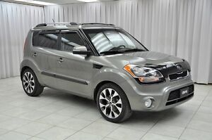 2012 Kia Soul 4u 5DR HATCH w/ BLUETOOTH, HTD SEATS, SUNROOF & 18