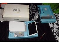 NINTENDO WII CONSOLE IN GREAT CONDITION IN GOOD WORKING ORDER