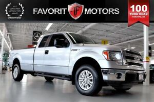2014 Ford F-150 XLT 4X4 SuperCab Payload Pkg 8 ft. box | BED COV