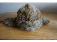 Zara Men's Fur Trappers Hat **BRAND NEW**
