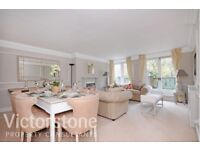 GORGEOUS 4 BEDROOM FLAT WITH VICTORIAN STYLE AT HAMPSTEAD HEIGHTS!