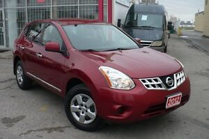 2012 Nissan Rogue S  FWD  CVT  CERTIFIED & E-TESTED