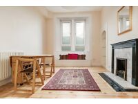 Bright and spacious 2 bedroom 2nd floor flat in Meadowbank available NOW – NO FEES!