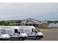 Nationwide delivery and collection services