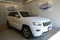 2014 Jeep Grand Cherokee Overland>>>DIESEL/NAV/SUNROOF<<<