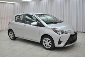 2018 Toyota Yaris LE 5DR HATCH w/ BLUETOOTH, HEATED SEATS, USB/A