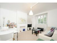 A fantastic ground floor three double bedroom flat with a garden, situated on Blackshaw Road.