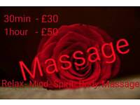 Deep tissue,Sport,Relaxing massage Central London(SW1V)