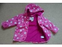 Hatley raincoat, age 1