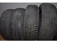 WINTER TYRES MICHELIN ALPIN 195 65 15