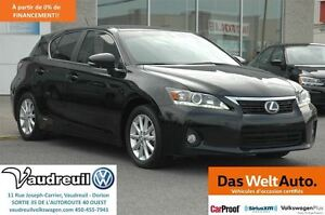 2013 Lexus CT 200h + MAGS 16` + BLUETOOTH + A/C