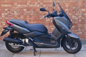 Yamaha XMAX 125, BRAND NEW, Sporty looks, only 866miles!
