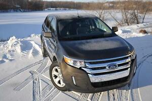 Ford Edge New Snow Tire Packages Installed Balanced P