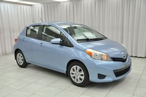 2012 Toyota Yaris LE 5DR HATCH w/ BLUETOOTH, A/C, CRUISE & KEYLE