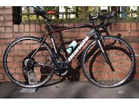 "Bianchi (very high spec) ""Infinito CV Ultegra"" - Full Carbon Road Bike"