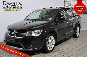 2015 Dodge Journey R/T**AWD**7 PASSAGERS**CUIR