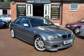 BMW 3 SERIES 3.0 330CI SPORT 2d AUTO 228 BHP LEATHER/ SATNAV/ TV/ MULTI CHANGER (grey) 2005