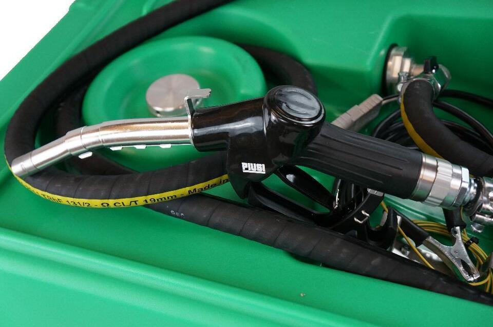 Mobile Tankstelle Benzintank Tankanlage Zapfanlage 220 L *999€ in Waldbröl