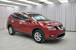 2014 Nissan Rogue 2.5SV FAMILY TECH!! 7PASS AWD PURE DRIVE SUV w