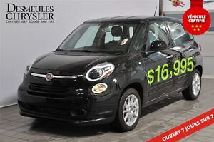 2014 Fiat 500L POP**GR. ÉLEC**AIR CLIM.**