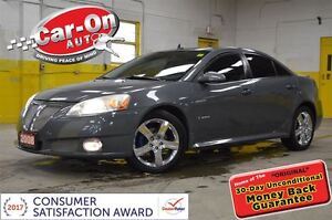 2008 Pontiac G6 GXP 3.6L V6 LEATHER SUNROOF