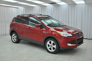 2013 Ford Escape SE ECOBOOST 4x4 SUV w/ BLUETOOTH, HEATED SEATS,