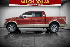 2014 Ford F-150 KING RANCH SUPERCREW 4X4