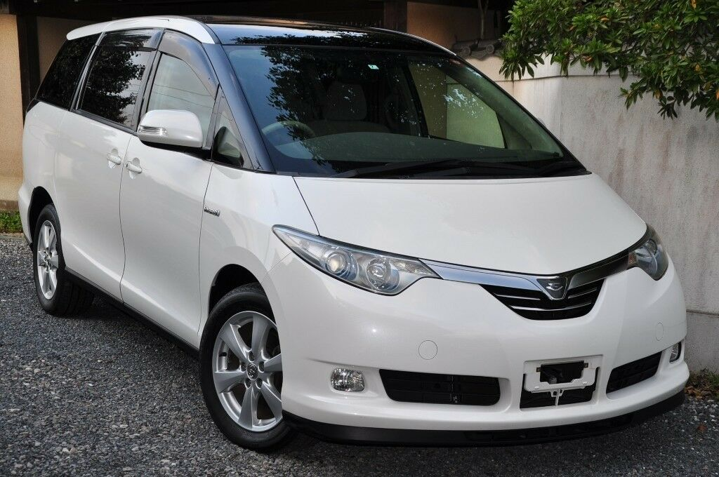 Toyota Estima Hybrid Direct An Import Supplied Fully Uk Reg More En Route Contact Algys Autos