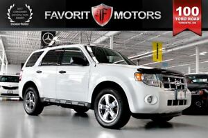 2011 Ford Escape XLT FWD FLEX FUEL | LTHR | SUNROOF | HEATED SEA
